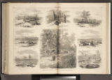 Scenes on the Battlefield of Antietam from Photographs by Mr. M.B. Brady.