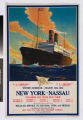 Winter Schedule - Season 1921-1922 : New York - Nassau.