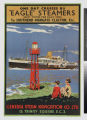 """The Royal Eagle"" : an excursion steamer poster c. 1935."
