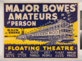 Major Bowes' Amateurs in person : Golden Rod Floating Theater.