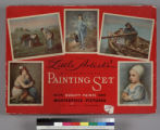 The 'Little Artist's' Masterpiece Painting Set: With Quality Paints and Masterpiece Pictures