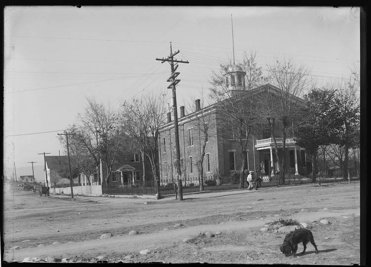 Washoe County Courthouse and jail, Reno, Nevada  - Photographs