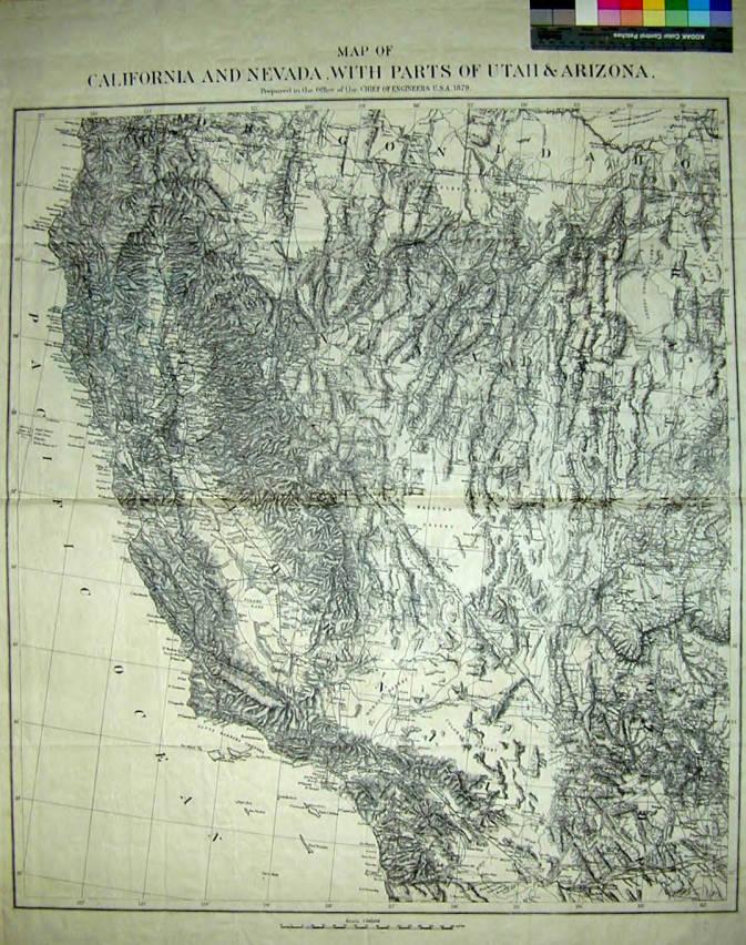 Map Of Nevada Utah And Arizona.Map Of California And Nevada With Parts Of Utah Arizona Maps