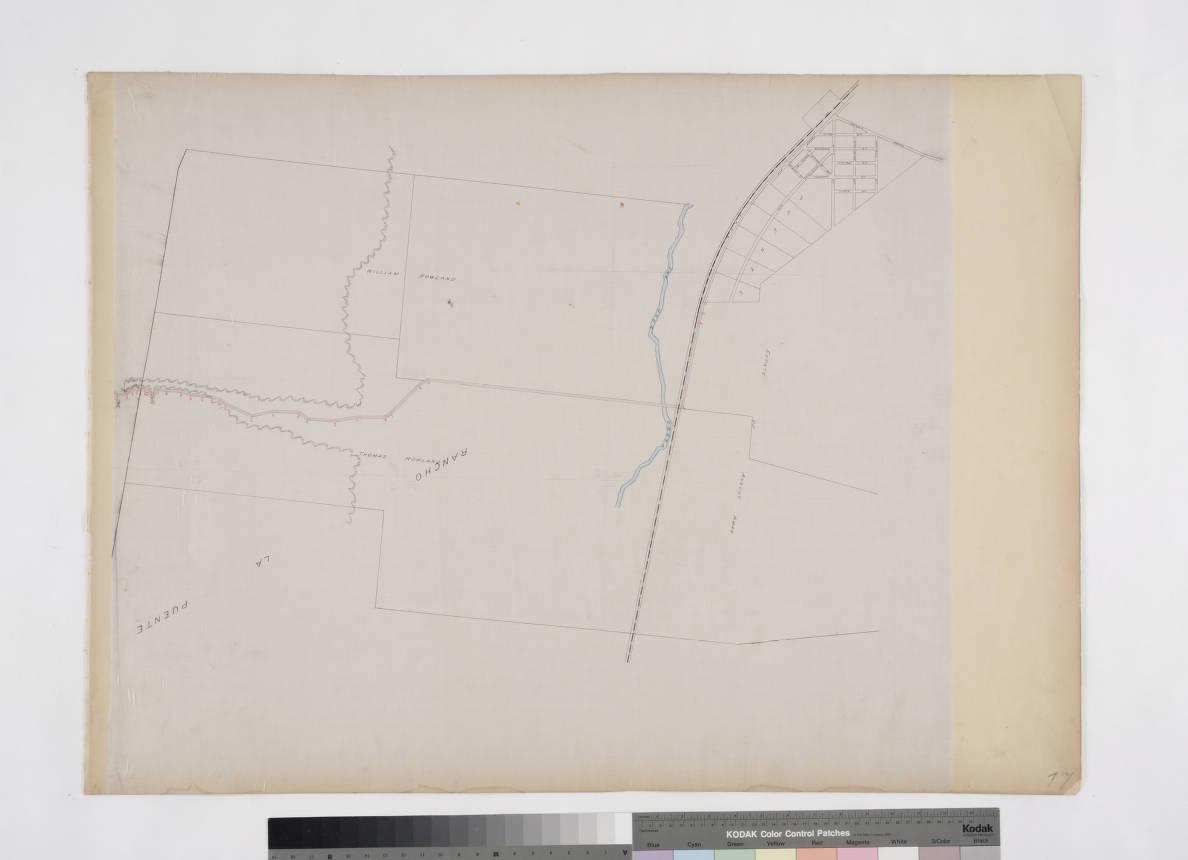 Rancho La Puente] - Maps - Huntington Digital Library